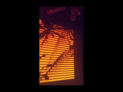 Lofi Sunset — Render lighting sun light sunlight light stylized 3d purple lo-fi lofi orange room sunset