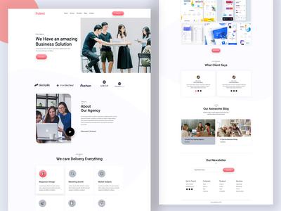 Foinni Business Website Design