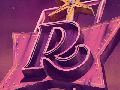 Rust – 36 Days of Type 2021 typography design typography art procreate typography hand lettering hand lettering art procreate tutorial procreate texture procreate brushes 3d lettering 3d letters 3d art 3d effect retro lettering procreateapp type procreate custom type hand drawn lettering typography
