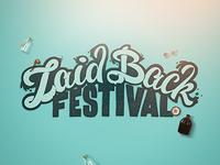 LaidBack Festival – Logo