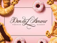 Don de l'Amour – Logo