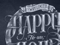Happy Hour – Close Up