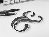 Custom Ampersand
