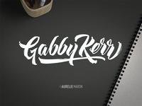 Gabby Kerr Logotype