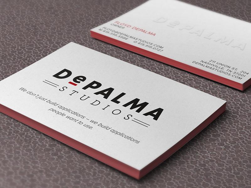 Retina biz card