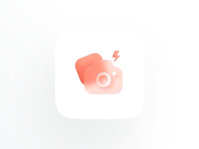 Freebie: Iconly Glass game message document chat notification folder love icon design comera icons set iconset glassy glass icons iconography icon set logo illustrator icon illustration