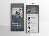 App music player