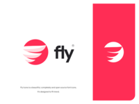 Fly icons logo