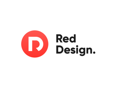 Red Design logo