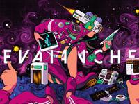 Cyberpunk 04 : Space Maniac