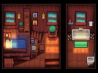 Pixel Sweet Home 01