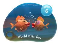 Underwater\July6 - World Kiss Day