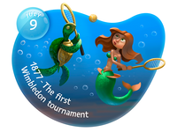 Underwater\July9 - 1877 the first Wimbledon tournament