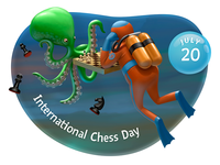 Underwater\July20 - International Chess Day
