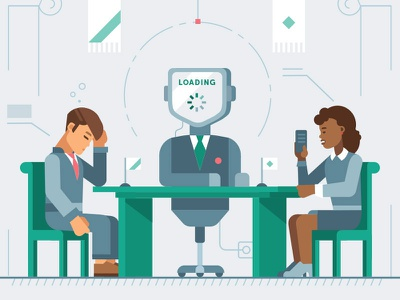 Kaspersky Lab calendar 2018/ Robot president president summit error loading politics ai cyborg robot kaspersky