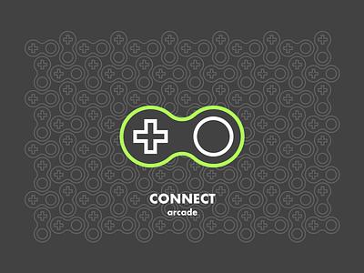 CONNECT arcade connect icon logo games arcade