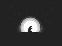 Praying Illustration-1