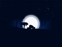 Praying Illustration- 2