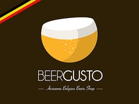 Beergusto logo project #2