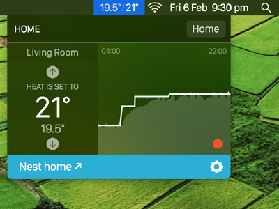 Inversion for OS X osx menubar statusbar nest