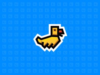 Rubber Duck - Sticker