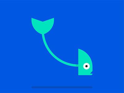 Fish fish logo fishing sea underwater fish vector illustrator illustration