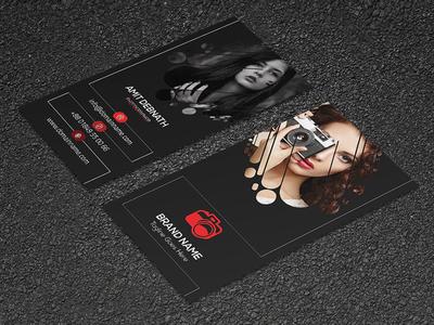 Photographer Identy Card