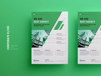 Corporate Flyer Layout