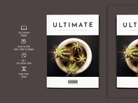 Ultimate Modern And Minimal Magazine