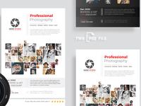 Photographer Flyer Design