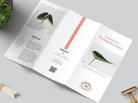 Multipurpose Tri-Fold Brochure Template