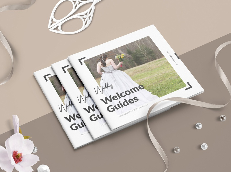 Wedding Photography Welcome Guides
