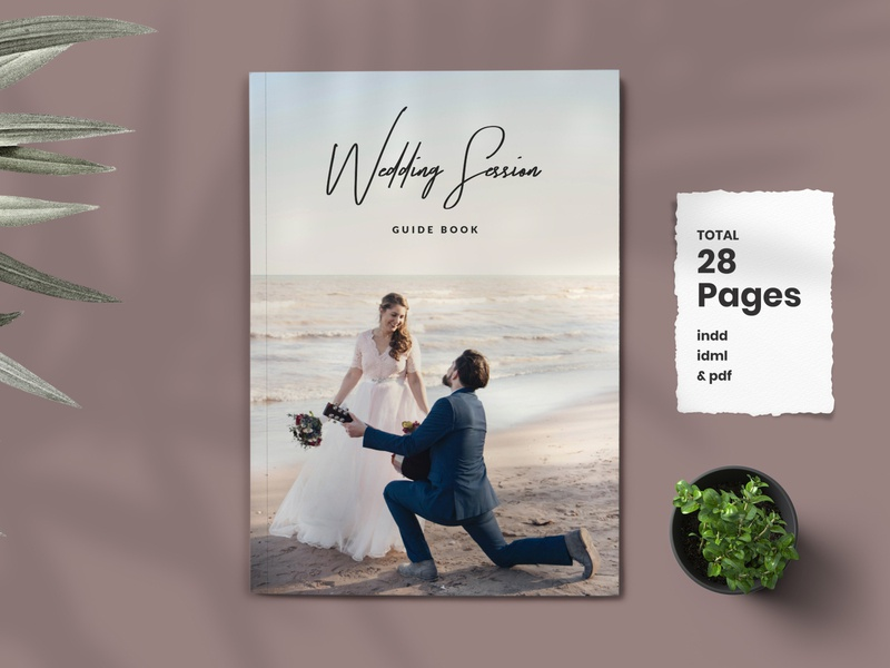 Wedding Photography Magazine Template magazine photographer branding wedding session pricing guide brochure template photographer brochure multiple magazine wedding magazine brochure photography templates creative layout simple modern multipurpose professional clean minimal elegant