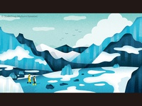 """FUJITSU """"My Cloud"""" calender February"""