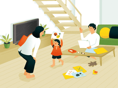 "Housebuilder""Tect no ie""brand guide house room illustration"
