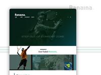 Ranaina - Portfolio Design