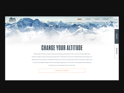 Hunter Range Webpage