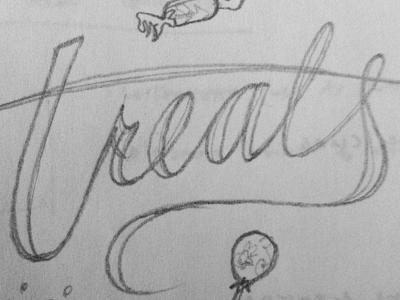 Lettering treats