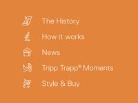 Stokke Website - Icons