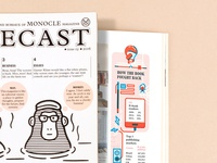 Monocle Magazine - How the book fought back