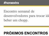 Hora Extra Mobile