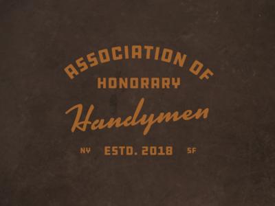 Association of Honorary Handymen