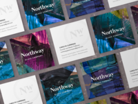 The Northway Glass Co. business cards