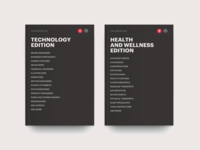 The Prefer List, Editions One and Two