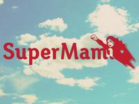 SuperMami Logo