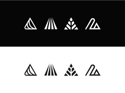 #LetterMarkExploration | 01/26 - A graphic design a logo design a logo logofolio icon minimallogo brand identity branding logo designer logoforsale logo design logo logos