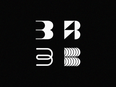 #LetterMarkExploration | 02/26 - B icon branding b logo letter logo letter mark logos logo logo design brand identity logo designer