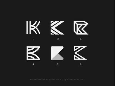 #lettermarkexploration - K - 11/26