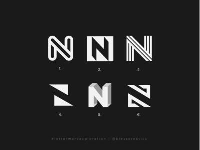 #lettermarkexploration - N - 14/26