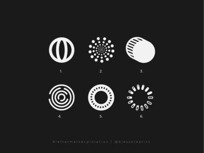 #lettermarkexploration - O - 15/26